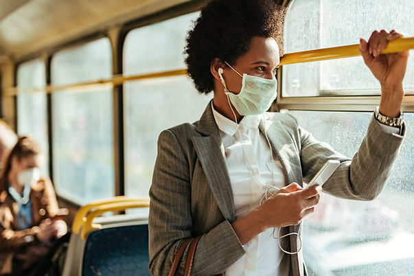 Wearing Mask in Public Transport