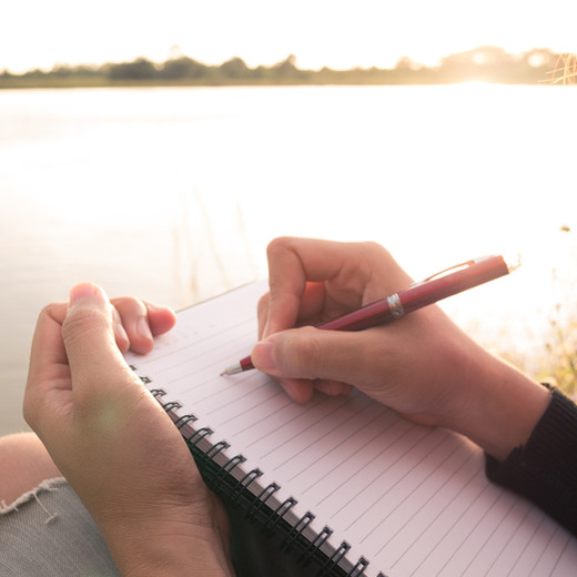 Mental Health: Write Down Your Worries