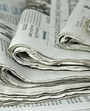 Giornale stampato