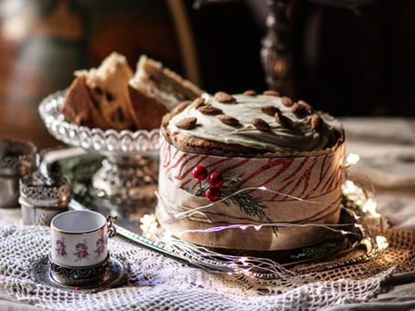 Holiday Blessings and Cake
