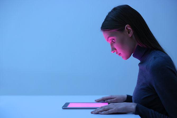 Staring at a Screen