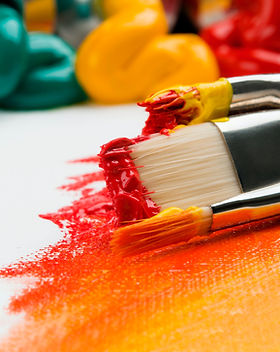 Acrilic Paints