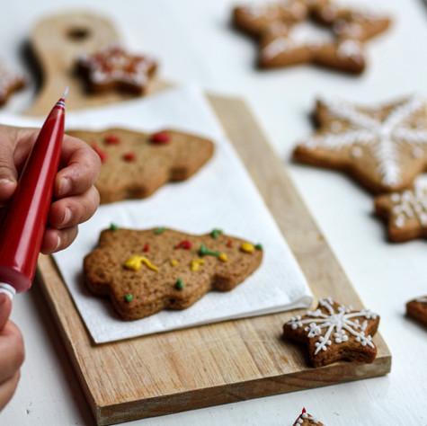 Navidad: la época en que se pone jengibre a todo