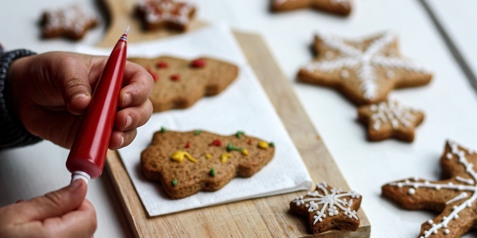 Holiday Cookie Exchange with a twist