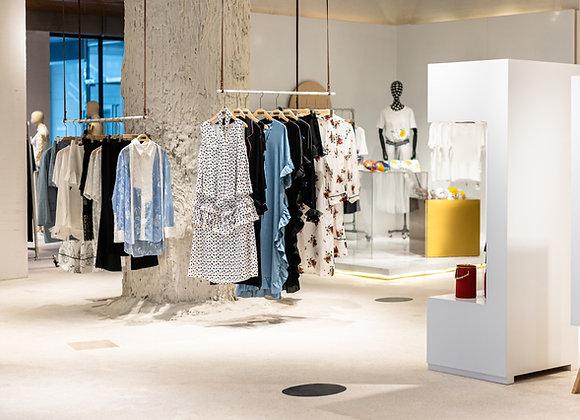 Бутик | шоурум | магазин одежды | финансовая модель бизнес плана