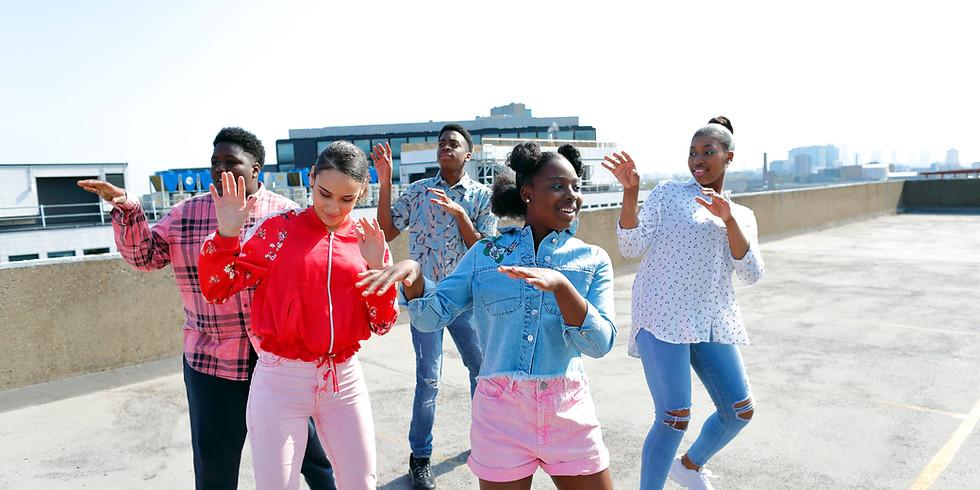 SOAR 2 SUCCESS: Art & Dance!
