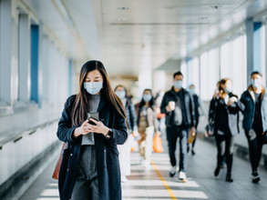 We wear masks everyday everywhere as basic protection.  What about personal data?