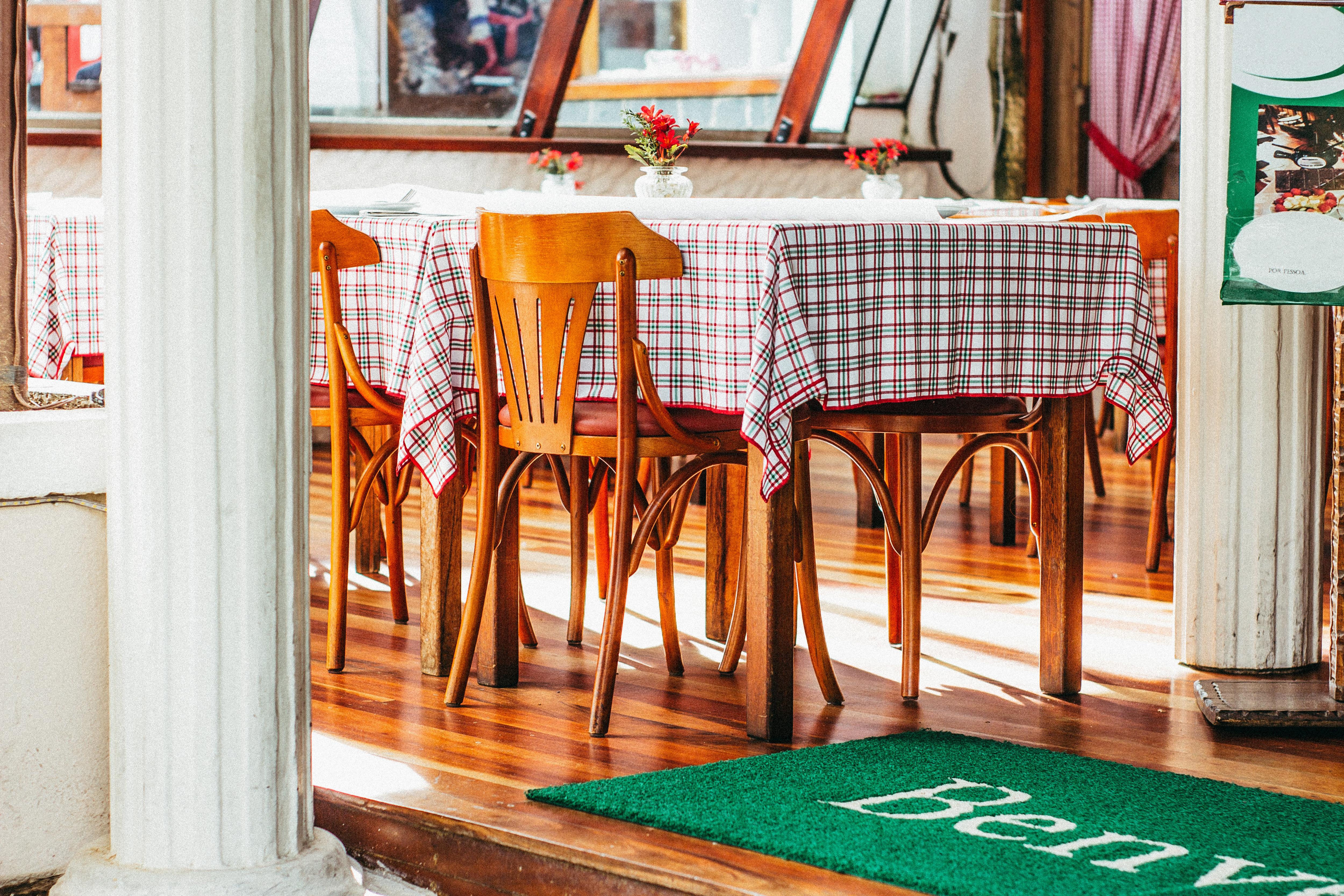 Restaurante aconchegante