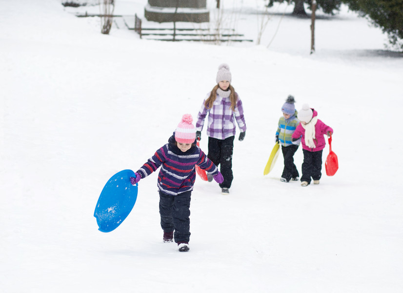 Outdoor Playgroups