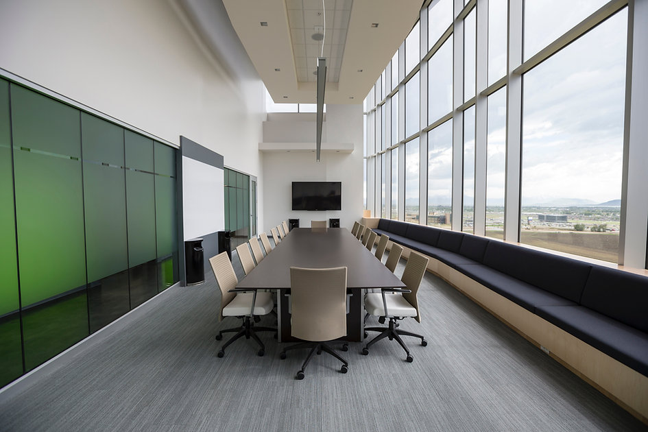 Full service conference room integration solutions for conferences in Dallas, TX. Integreation of Zoom calls with audio system.