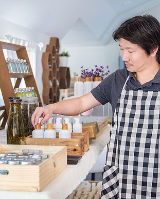 Soap Store Owner