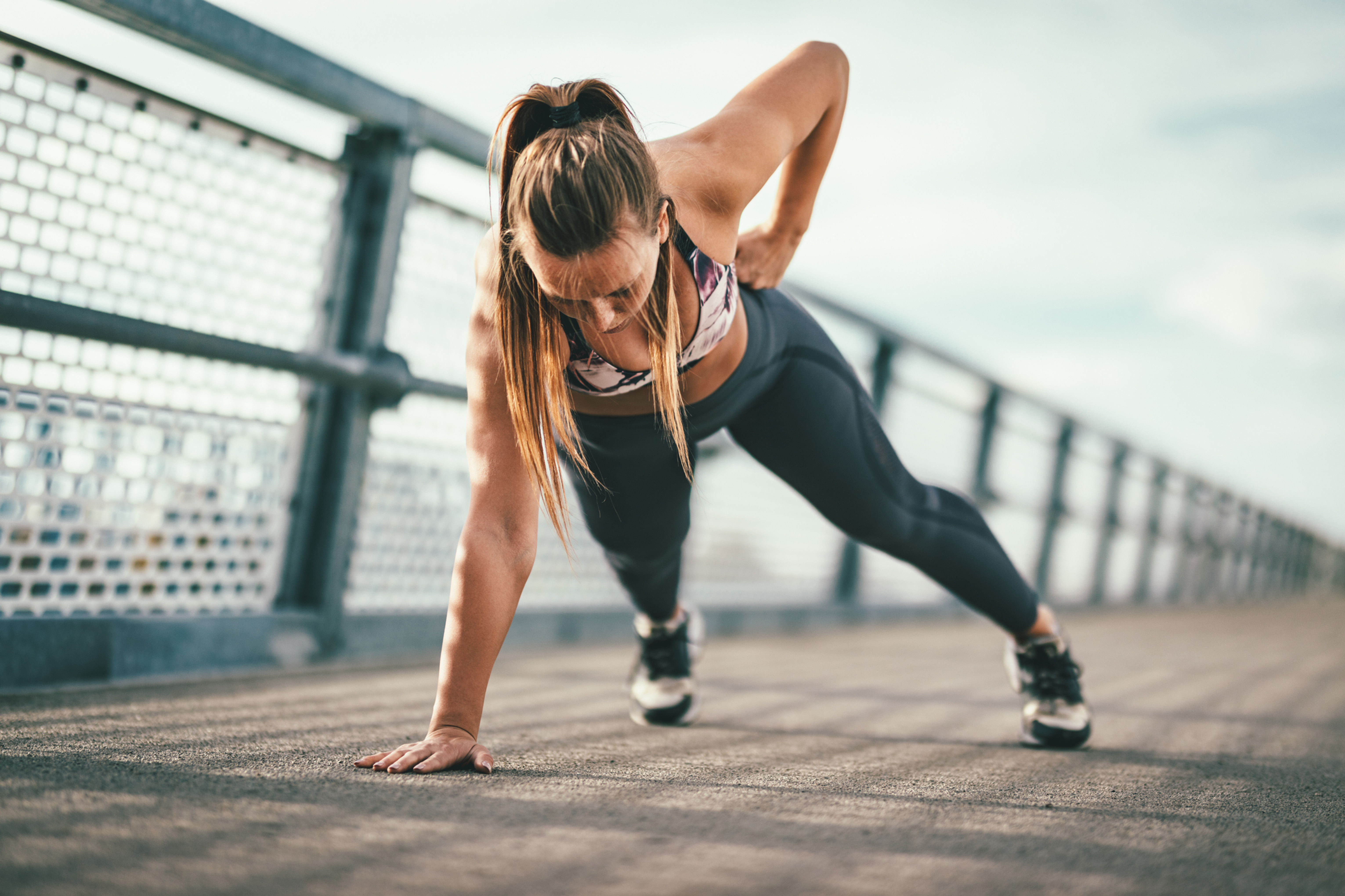 Get Strong and Lean Training Package