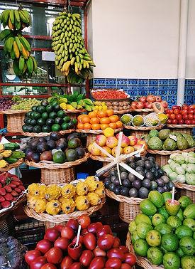新鮮農產品