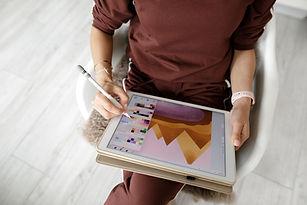Diseño de una tablet