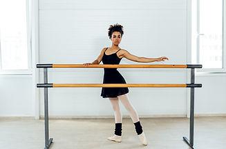Ballet aan de Barre