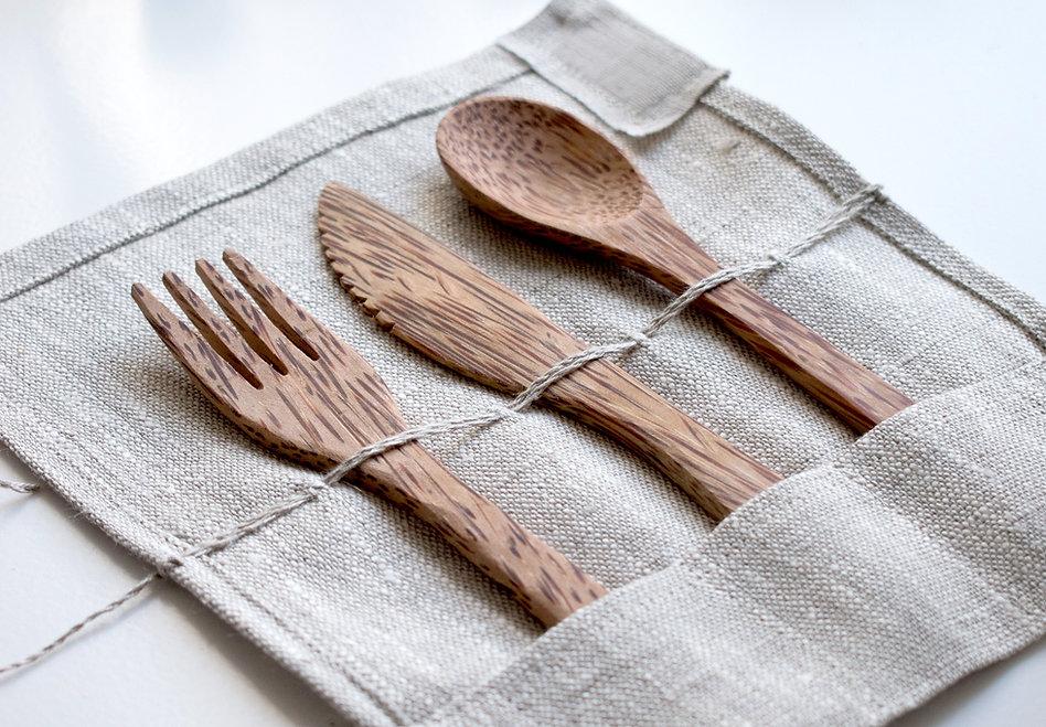 Wood Cutlery