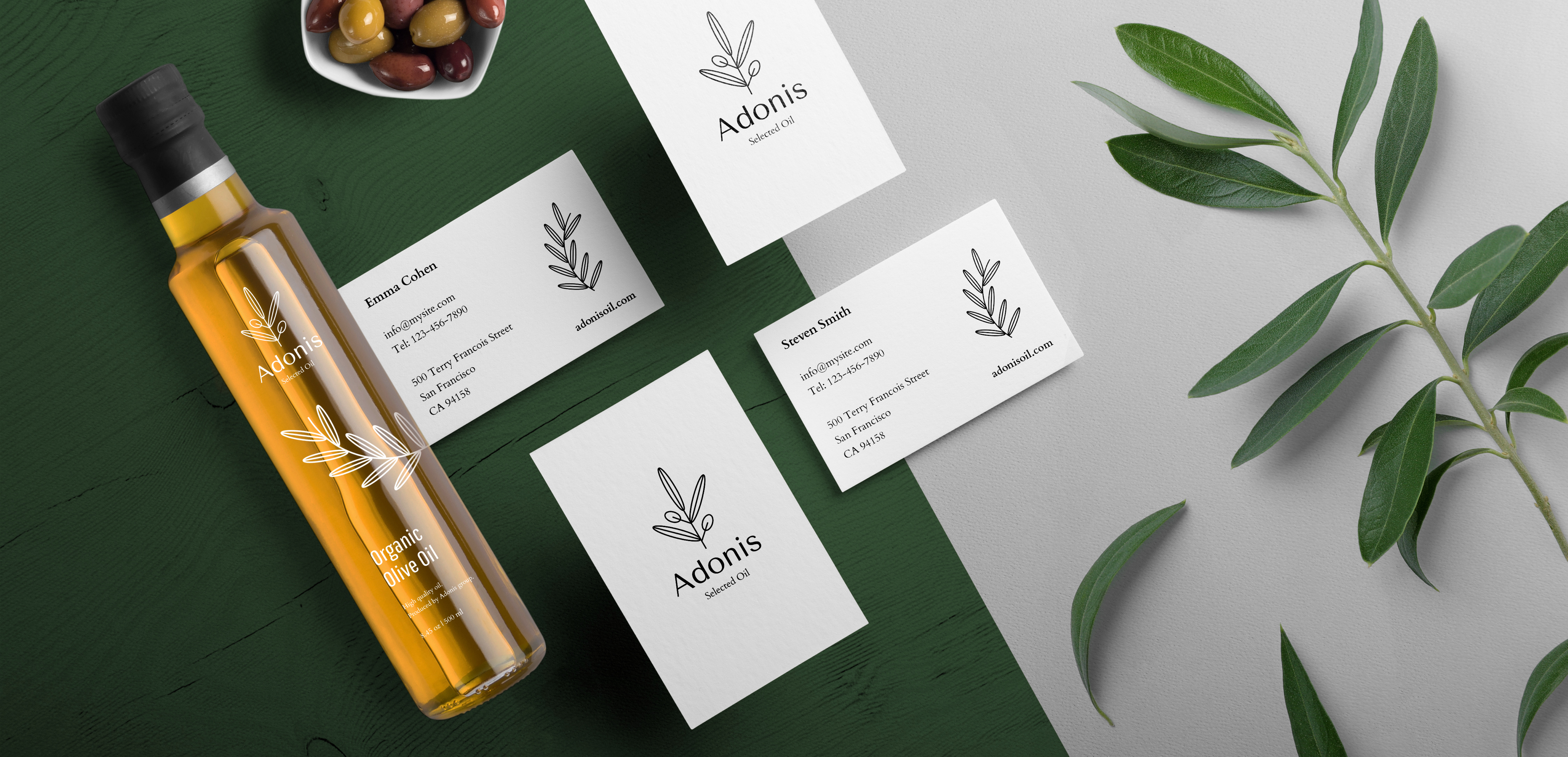Brand Identity - Product Packaging Design