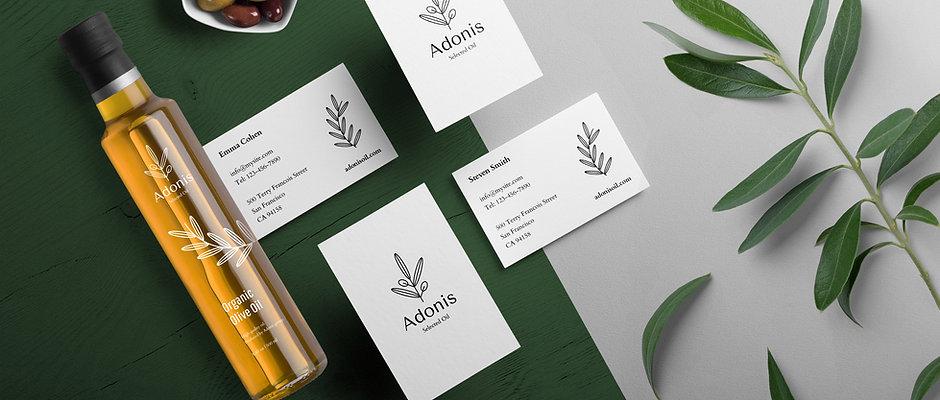 Economy Branding Passport - Brand & Collateral Design