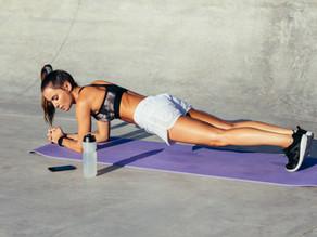 Health blog series [2]: No gym equipment? No problem.