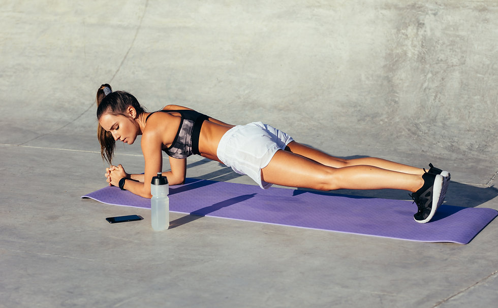 Fit Woman