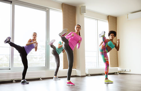 Self Defense Class at the Studio