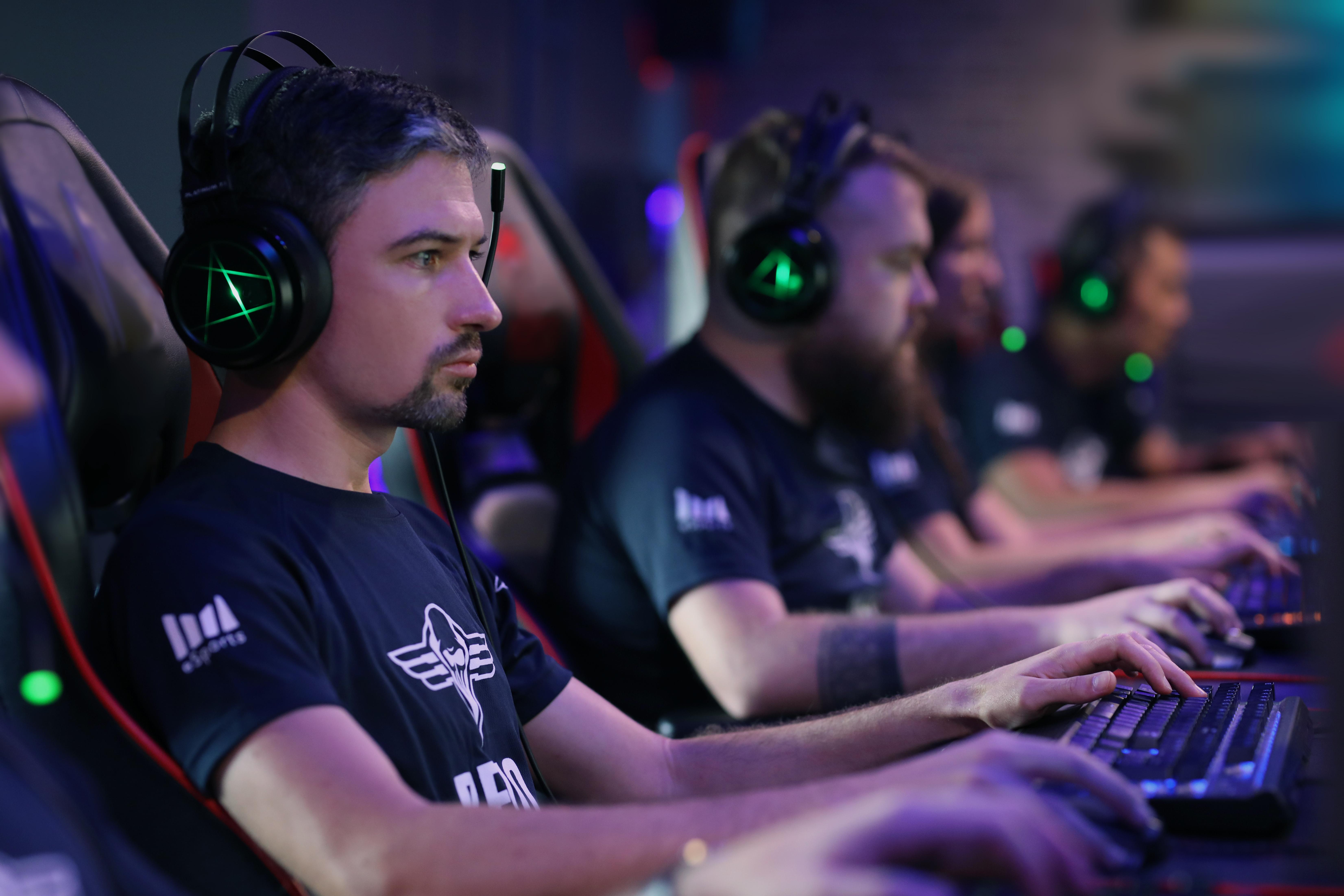 Jugando a los videojuegos