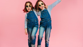 Rebranding Twins Children's Book