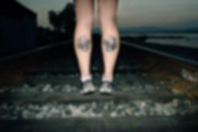 Tatuajes de la pierna