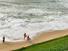 Praia de surf