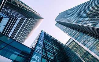 Looking Up at Skyscrapers