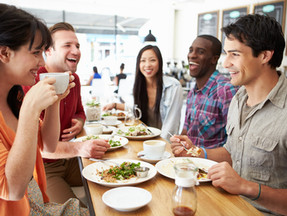 Personal Finance Tip of the Week #1 - The Hidden Cost of Eating Out For Lunch