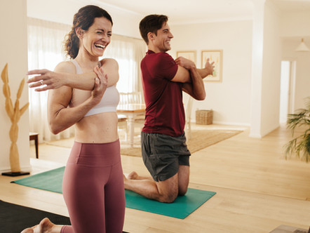 Home Fitness for Beginners