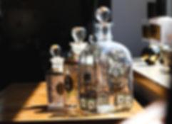 Designs de bouteilles en verre