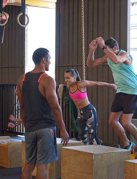 Crossfit Exercise