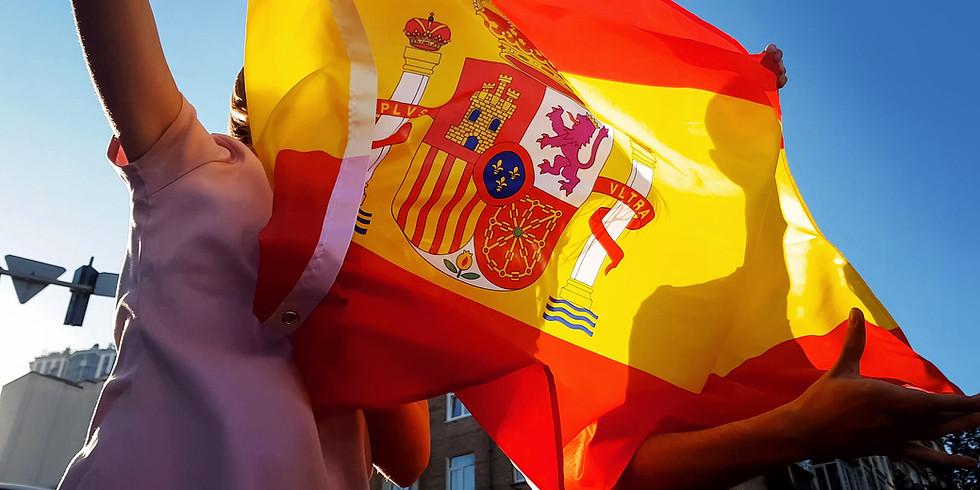 SPANISH LANGUAGE  (Students age 12 +)