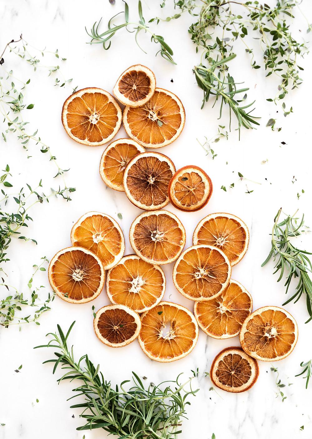 Orangen - Vitamin C - Erkältung