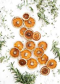 Dried Oranges