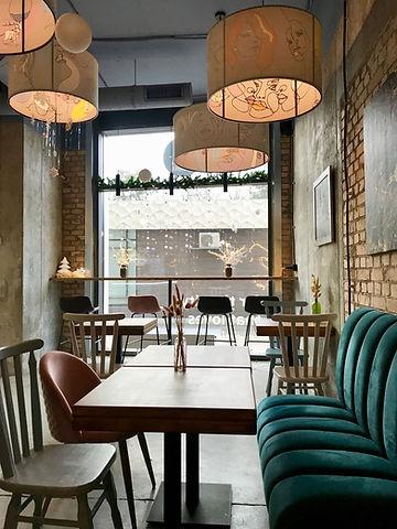 Restaurants café
