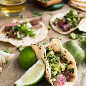 Carne Asada Street Tacos Recipe
