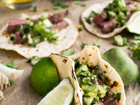 NWN 'A Taste of Mexico' Cookbook
