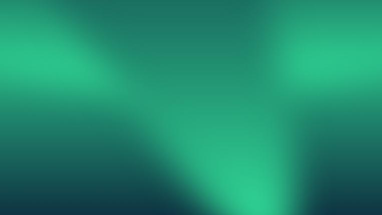 Dégradé vert