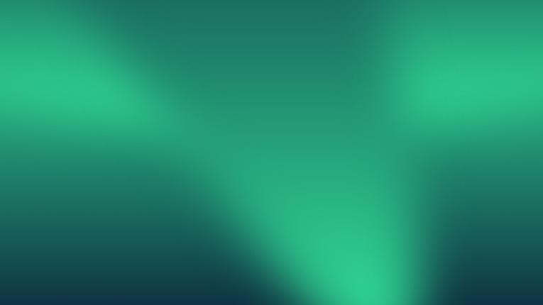 Grüner Farbverlauf