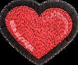 Gesticktes Herz