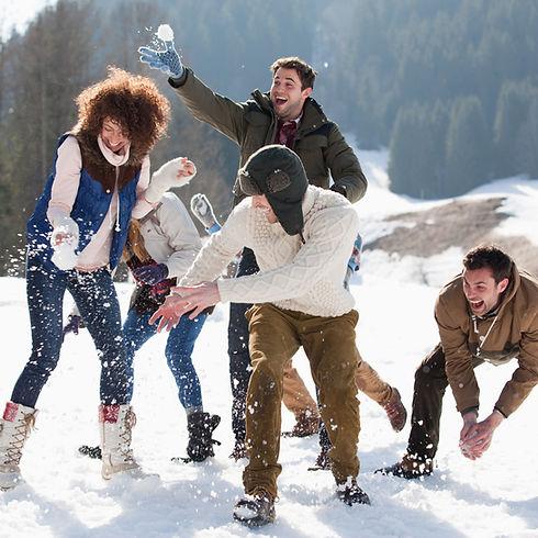 Fun with Snow