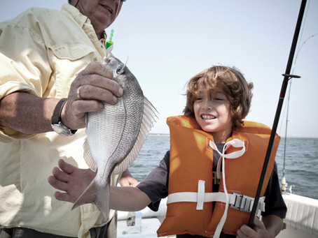 Hook Kids on Fishing at ELC!