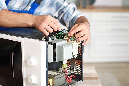 Microwave Repair service in Tiverton