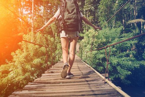 die Brücke zum Unterbewusstsein überschreiten und neues wagen