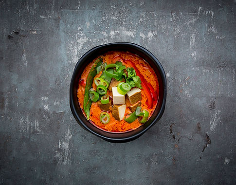 Tofu Red Curry