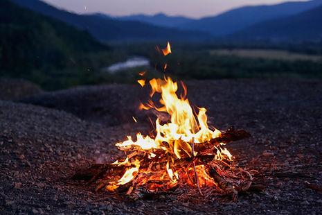 Musik entfacht ein Feuer