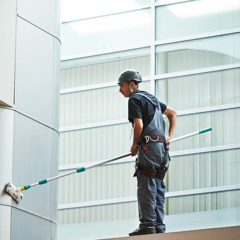 Office system cleaning